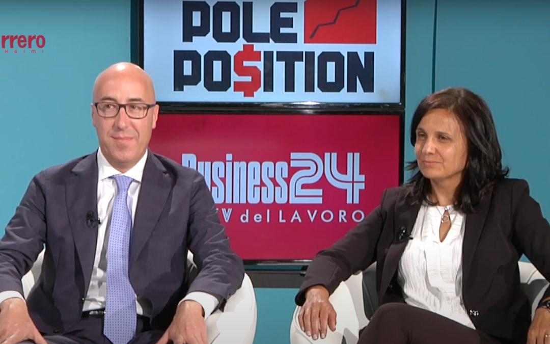 Pole Position: Ferrero Mangimi