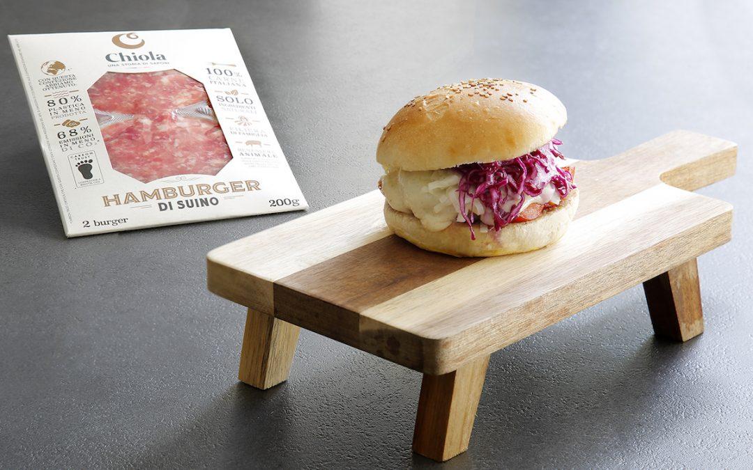 Hamburger: ricetta piemontese con Castelmagno
